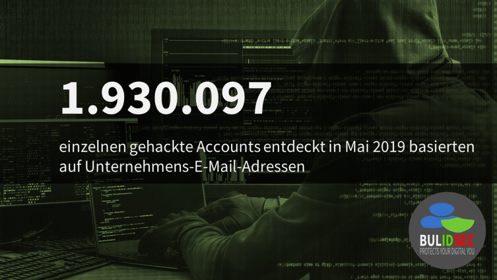 BULIDSEC HACKED CORPORATE E-MAIL-ACCOUNTS IM MAI 2019